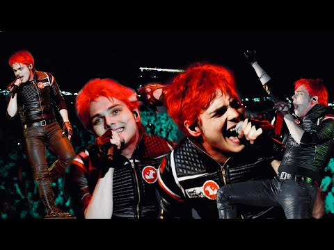 My Chemical Romance Live at Reading Festival 2011 Remastered