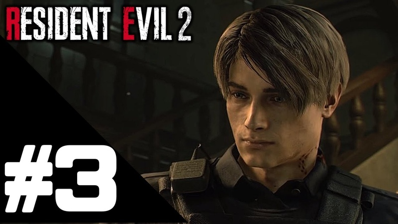 Resident Evil 2 Remake Walkthrough Gameplay Part 3 {Leon Story} – PS4 1080p Full HD – No Commentary