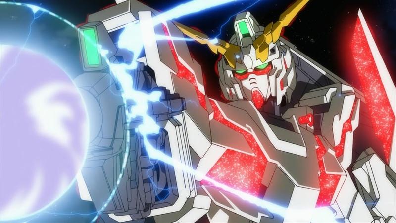 Обзор вселенной Gundam. Часть 4: Mobile Suit Gundam Unicorn