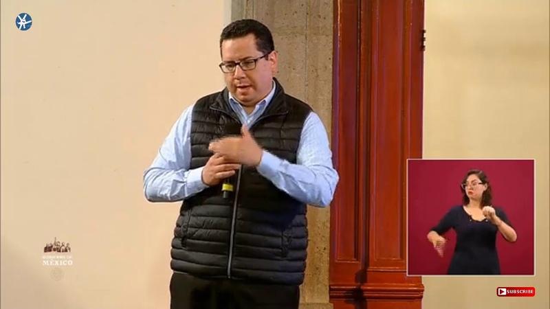 Conferencia Dr Hugo López Gatell Viernes 3Julio 2020 GraciasPorCuidarnos NuevaNormalidad 🚦🚦🚦