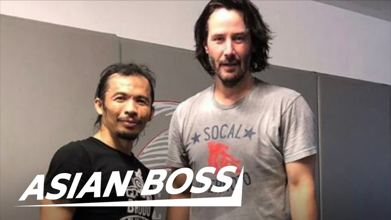 Meet The Indonesian Martial Artist Who Fought Keanu Reeves In John Wick EVERYDAY BOSSES 61
