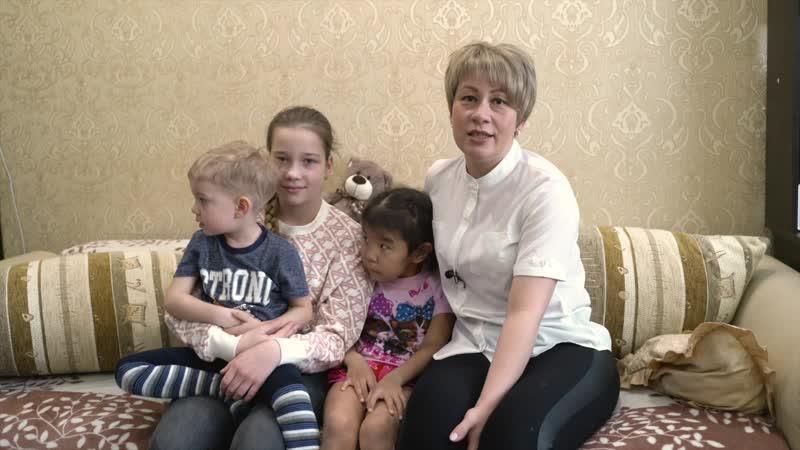 Юлия Бобкова о важности роли государства в институте семьи
