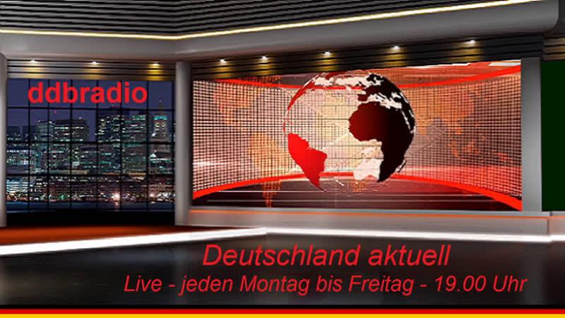 Ddbradio präsentiert Deutschland Aktuell Realitäten Fakten vom 31 07 2020