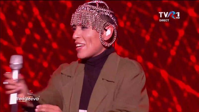 Recital Loreen în Finala Eurovision România 2020 @TVR1