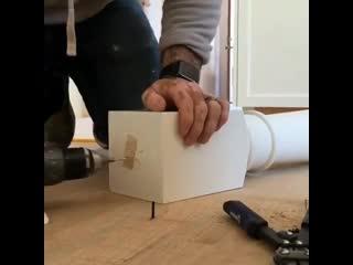 Хитрость для начинающих плотников