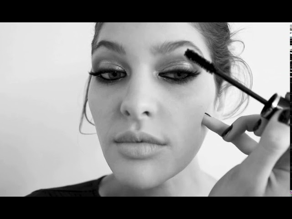 Cat eye Lashes in Three Easy Steps 2