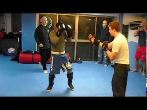 Wing Chun vs MMA - Sparring Series (2012)