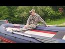 Лодка РИБ Fortis 430 обзор. Вскрытие самой большой посылки!))