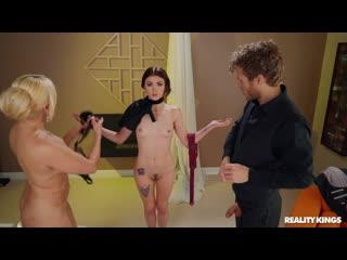 [RealityKings] Rosalyn Sphinx, Kylie Kingston - All Sex, Blowjob, Threesome, MILF, Big Ass, Big Tits, Tattoo, Blonde, Cumshot