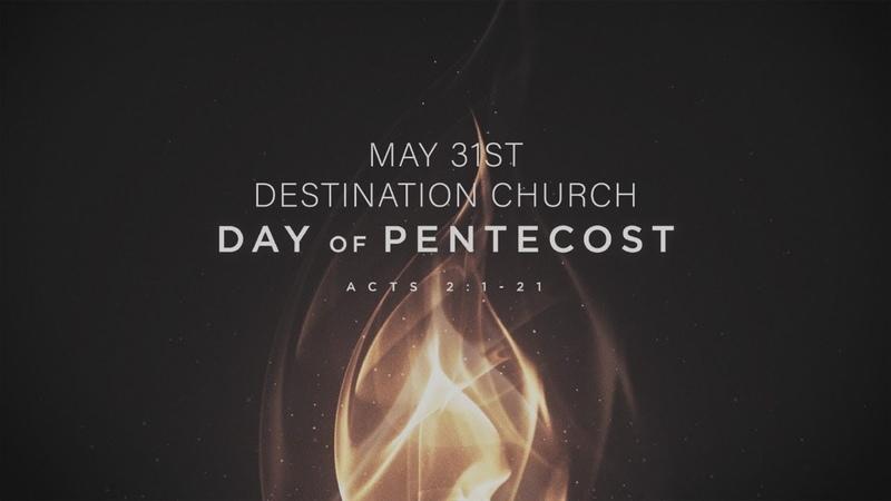 Праздник Пятидесятницы 31 Мая 2020