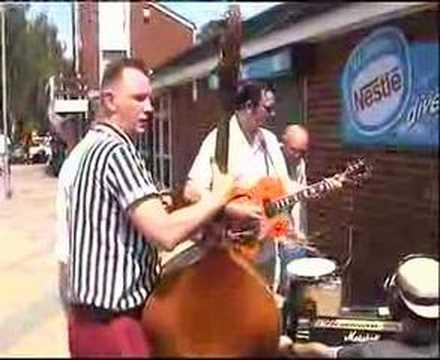 Live Rockabilly - 20 Flight Rock / The Sliders Darrel Higham