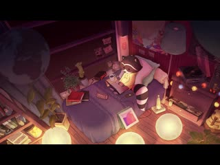 Lofi hip hop radio - Nighttime study Official Chillhop Music wallpaper