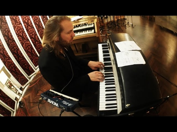 Tales from the kbd recording sessions vol 2 Arranging Amorphis Daughter of Hate