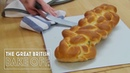 Making an eight-strand plaited loaf | The Great British Bake Off