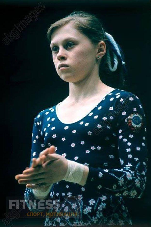 Советская гимнастка Елена Мухина, которая была лучшей в мире, но после падения ее парализовало