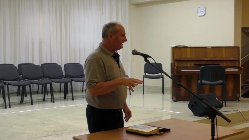 Изучение Слова (1 Иоан.2.15 - 17) - пастор Виталий Анатольевич Юрченко