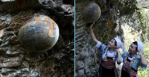 Феномен Ганденг: Таинственная гора в Китае откладывает каменные яйца