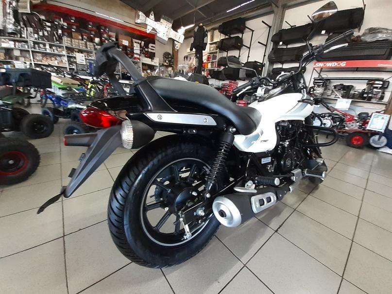 Обзор Мотоцикла BAJAJ Avenger 220 Street, изображение №6