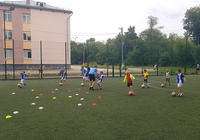 Школа Футбола Like - Смена (Самара) начинает набор детей для занятий по новому адресу.