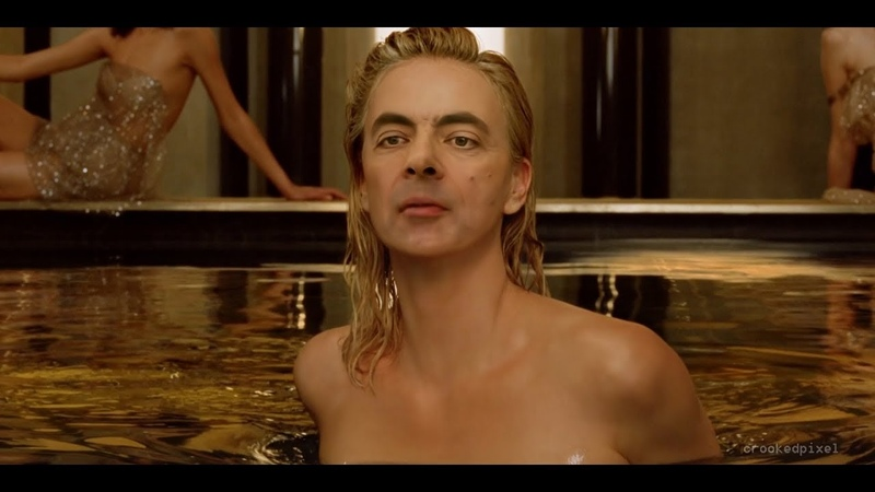J'adore starring Mr Bean DeepFake