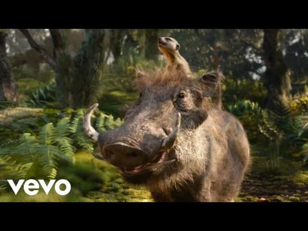Король Лев (2019) - Лев сегодня крепко Спит | Клип (Песня) из Фильма [HD] На Русском.
