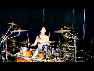Europe - The Final Countdown drum cover by Ami Kim (#105)