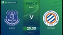 AFL20. Europa League. Day 5. Everton - Montpellier