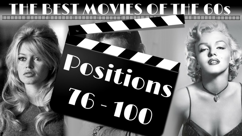 THE BEST MOVIES OF THE 60s Positions 76 100