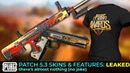 Patch 5 3 Skins Features Leaked Datamined PlayerUnknown's Battlegrounds 120
