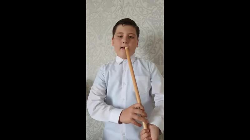Исянбаев Даян 10 лет рук Ильясов Х Ф Ялан егеттәре көйө