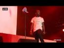Выступление Lil Uzi Vert на фестивале «Rolling Loud 2018» [НШ]