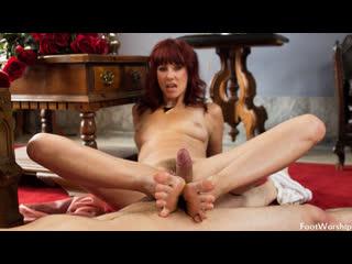 Maitresse Madeline [HD 720, Foot Fetish Sex, Femdom, Heels, POV, Feet, Soles, Toes, Cumshot, New Porn]