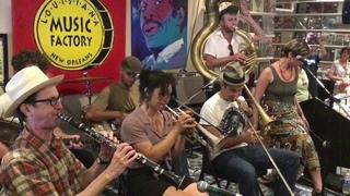 Tuba Skinny  Louisiana Music Factory, Apr 30, 2019