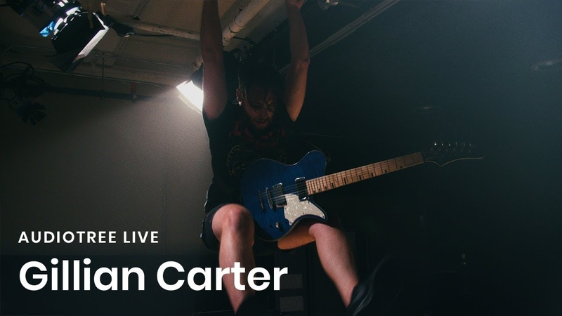 Gillian Carter Distant Blue Ambience A Man Made Fear Keeping Me Here Audiotree Live