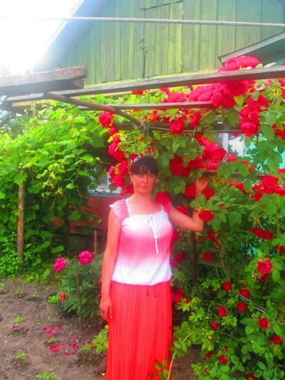 Марина Петрушкова