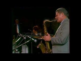 Tenors Tonight * Zoot Sims & Eddie Lockjaw Davis * Nice Jazz Festival, France 1975