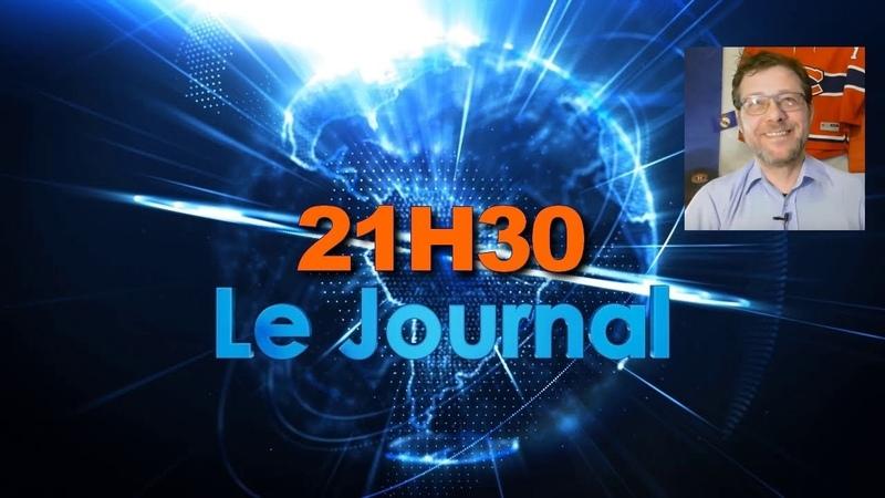 RAOULT SUR LCI - UN BASCHING SCIENTIFCO-MÉDIATICO-POLITIQUE - 21 Heures Le Web-Journal