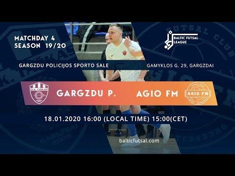 Gargzdu Pramogos AGIO FM RUS