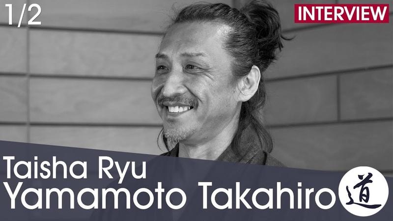 [Hyoho Taisha Ryu] Yamamoto Takahiro - Kenjutsu the relevance of Kobudo in the 21st century (12)