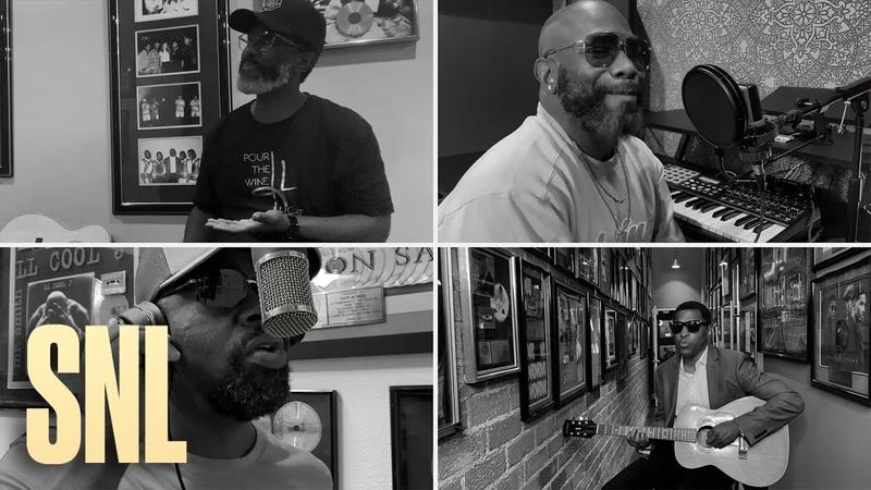 Boyz II Men ft. Babyface: A Song for Mama At Home SNL