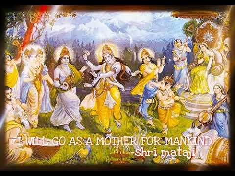 Sahaja Yoga - Raga for Vishuddhi - Jayjaywanti - Music Meditation