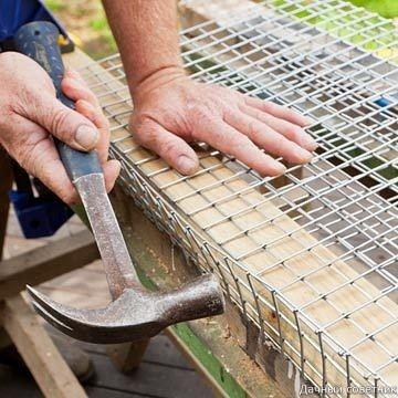 Как сделать габион своими руками Дачный лайфхак