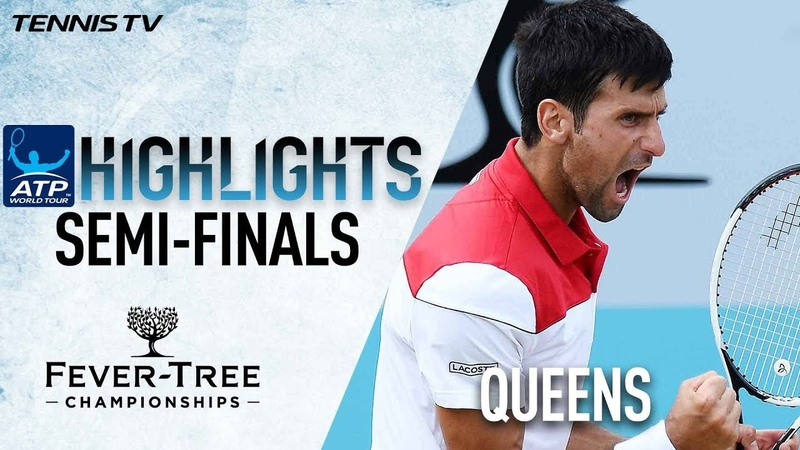 Highlights Djokovic Reaches 1st Final In Nearly A Year At Queens Club, To Meet Cilic