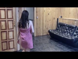 Русская баня порно, секс, трахает, русское, инцест, мамка, домашнее