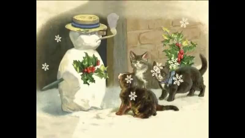Сборник новогодних заставок (2х2, 2009-2010)