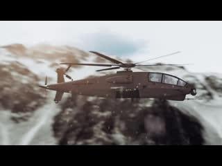 Проект разведывательно-ударного вертолёта компании Boeing
