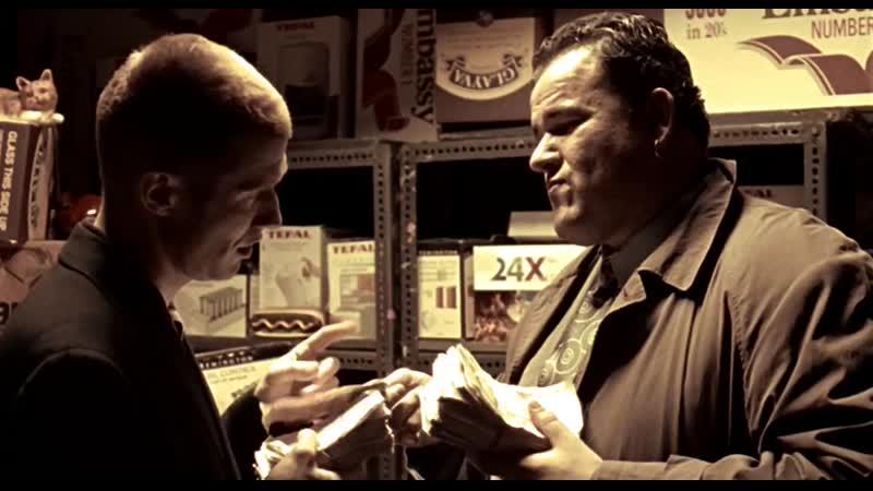 Lock, Stock and Two Smoking Barrels / Карты, деньги и два дымящихся ствола (1998) - Яроцкий