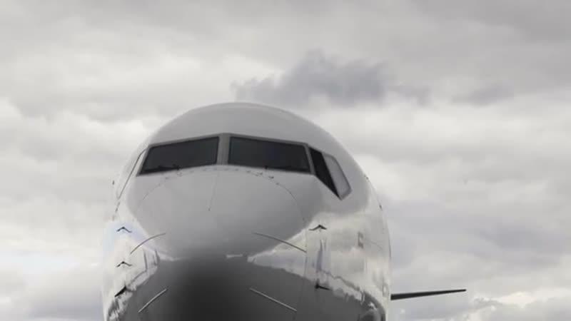 Первый рейс Flydubai в Киев после четырёхмесячного перерыва