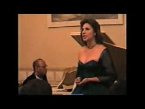 Песенка Джудитты из оперетты Франца Легара Джудитта Поёт Нина Арсентьева