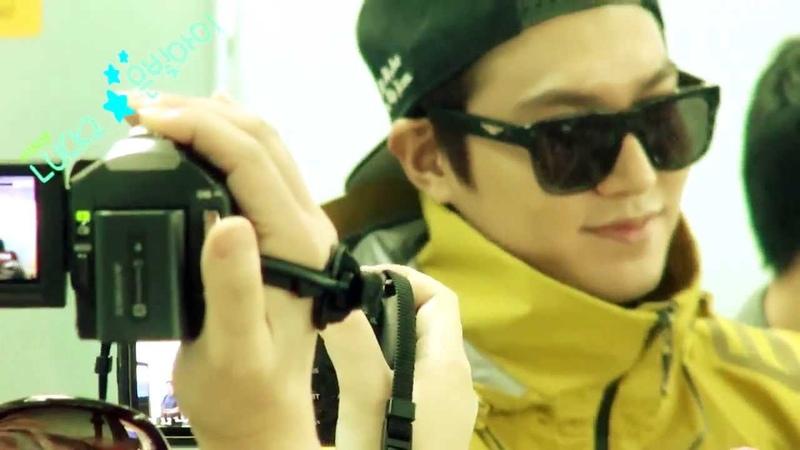 직캠 Leeminho 08 12 Incheon Airport by LUCK2 은빛아이